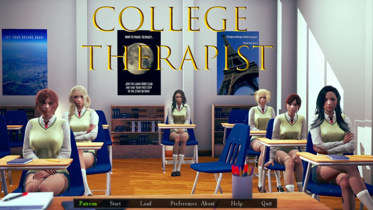 College Therapist - Version 0.1