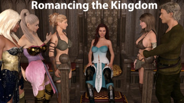 Download Romancing the Kingdom - Version 0.80 + compressed