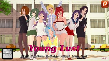 Young Lust - Version 0.21