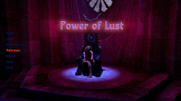 Power of Lust: Prologue - Version 0.1